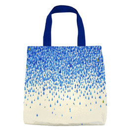 greengrassdesign - WATER ORGANIC CANVAS TOTE