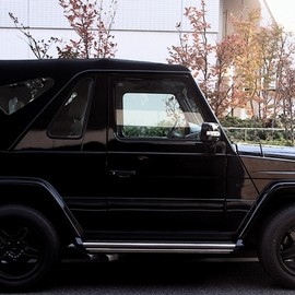AMG - G55 Cabriolet oneoff
