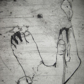 Shellaine Godbold - A hand and foot