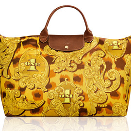 LONGCHAMP - JEREMY SCOTT FOR LONGCHAMP