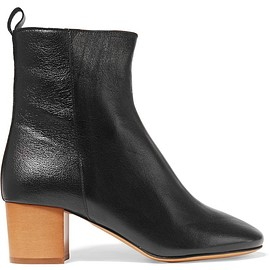 Isabel Marant - Étoile Deyis textured-leather ankle boots