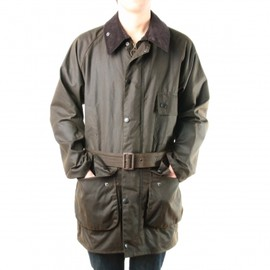 BARBOUR - SOLWAY ZIPPER