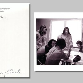 Larry Clark - TULSA Deluxe Slipcase Edition, with a b&w Print, Signed, Limited 250 copies
