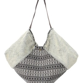 Kitica - Kitica / S denim jacquard bag / ショルダーバッグ