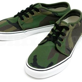 "VANS - 106 Vulcanized ""Camouflage Pack""/Jungle Camo"