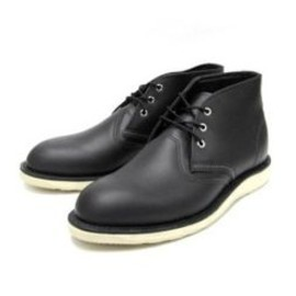 RED WING - CLASSIC CHUKKA 3148 BLACK