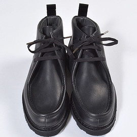sacai x Paraboot - SACAI X PARABOOTS MUCY/MARCHE 14AW