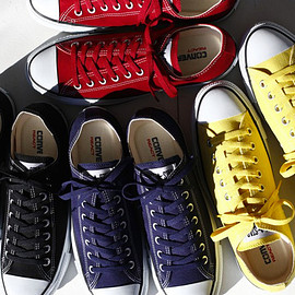 CONVERSE - Converse Japan Reintroduces REACT Technology to Its Celebrated All Star