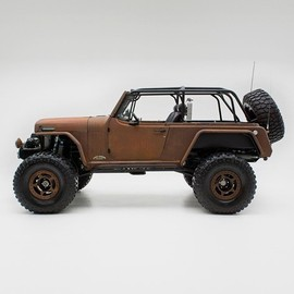 Jeep - Jeep Commando custom