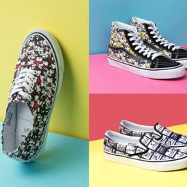 VANS - MICKEY MOUSE × OPENING CEREMONY × VANS SNEAKER COLLECTION