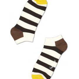 Happy Socks - STRIPE LOW SOCKS