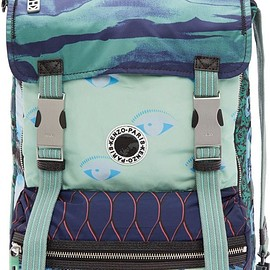 KENZO - Mint Signature Prints Urban Backpack