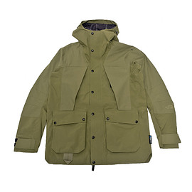 THE NORTH FACE - Gore-Tex Mountain Parka - Khaki?