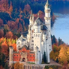 Germany - Neuschwanstein Castle, Bavaria