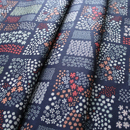 Art Gallery Fabrics - Cultivate Floriculture Midnight