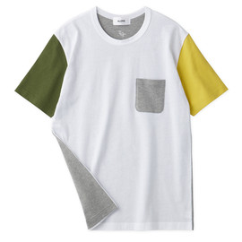 Aloye - Iconic Girls #5 / Short-Sleeve Pocket T-Shirt