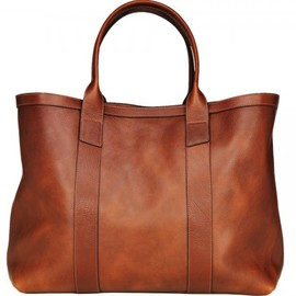Lotuff & Clegg - Leather Working Tote