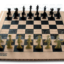 Paradoxy Product - New Wave Chess & Checkers