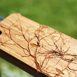 Grove - bamboo iphone case