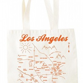 Maptote - Los Angeles Grocery Tote