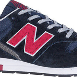 New Balance - MRL996 NAVY/BURGUNDY(BN)