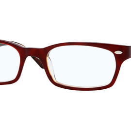 Ray-Ban - RB5150 - 2023 (red Havana/transparent)