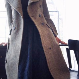 Nigel Cabourn Women - GREAT COAT
