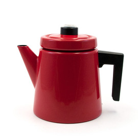 Finel - Antti Nurmesniemi COFFEE POT RED L