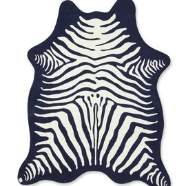 Maslin&Co Zebra towel doubleside with holster