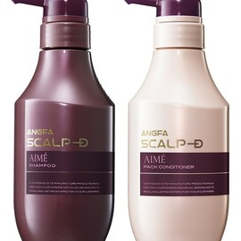SCALP-D - 「AIME(エメ)」SHAMPOO・PACK CONDITIONER
