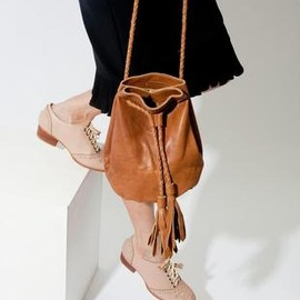 NOMADIK - Deluis bucket bag
