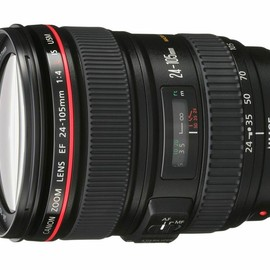 Canon - EF 24-105mm F4L IS USM