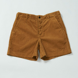 MHL. - TOUGH CORDUROY SHORTS
