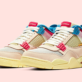 UNION - Union x Air Jordan 4 Retro SP  Guava Ice