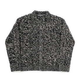 bal - CABLE CARDIGAN