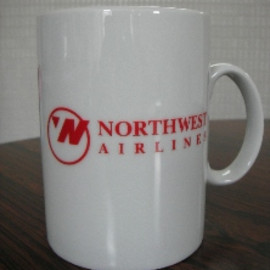 NORTHWEST AIRLINES(旧ロゴ) - Old Mug