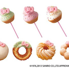 Mister Donut×HELLO KITTY - misdo HELLO KITTY/ハローキティドーナツ