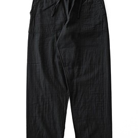 PHINGERIN - Night Pants Gauze (black)