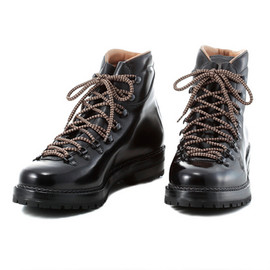 Oxford Boot - Horween Bison