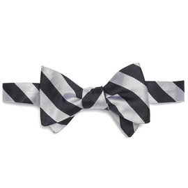 Brooks Brothers - Bow Tie BB#4 Navy White