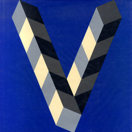 Victor Vasarely - Vasarely 4 / Plastic Arts of the 20th Century