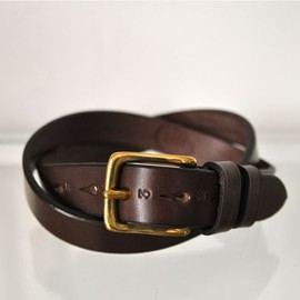 Jabez Cliff - Stirrup Leather Belt