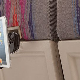 GRIFFIN - Skyview Travel Seatback Mount for Mobile Devices
