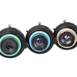 Lomography - Experimental Lens Kit for Micro Four Thirds