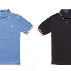 FRED PERRY - Twin Tipped Polo