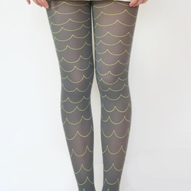 Hansel From Basel - Curtain Tights