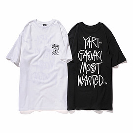 STUSSY - Yarigasaki Most Wanted 2015 Tee