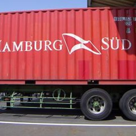 Hamburg Süd - Container