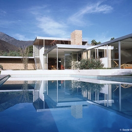 Richard Neutra - The Kaufmann House