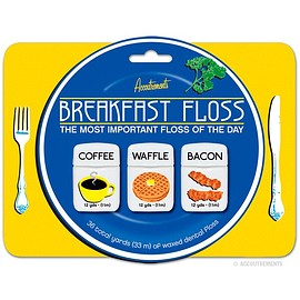 Accoutreatments - Breakfast Floss